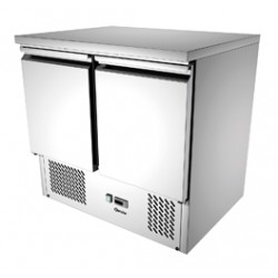 Mesa Refrigerada Pequeña - 2 puertas