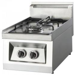 Cocina a Gas Ozti 2 Quemadores