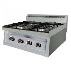 Cocina a Gas Ozti 4 Quemadores