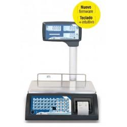 Balanza Comercial Peso Precio Importe 6/15kg - 2/5g