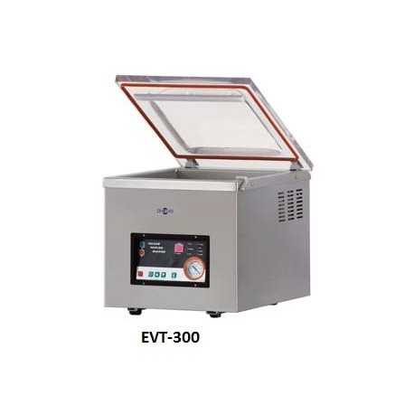 Envasadora al Vacío de Campana EVT 300/10m3 Gas Opcional