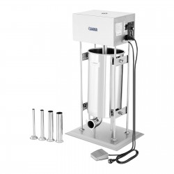 Embutidora eléctrica - 15 litros