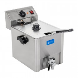 Freidora Electrica - 1 x 8 Litros - EGO Termóstato