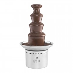 Fuente Chocolate Electrica - 4 niveles - 6 kg