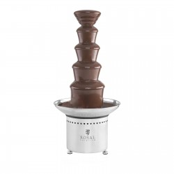 Fuente Chocolate Electrica - 5 niveles - 6 kg