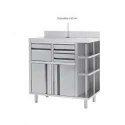 Mueble Mesa Cafetera Serie MCAF 1000 CI