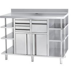 Mueble Mesa Cafetera Serie MCAF 1500 PP