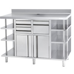 Mueble Mesa Cafetera Serie MCAF 2000