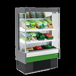 Vitrina Mural Expositora Refrigerada Modular Fondo 650 EMS 6 H1 INFRICO Serie EMS