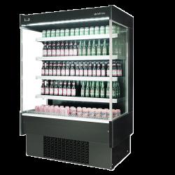 Vitrina Mural Expositora Refrigeradora Modular Fondo 650 EMS 9 C M2 INFRICO Serie EMS C