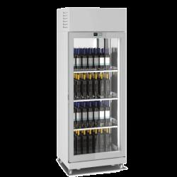 Armarios Expositores de Vino LO8512V INFRICO Serie VITRA