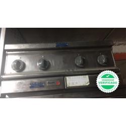 Cocina Industrial FAGOR 4 Fuegos - USADO